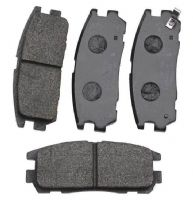 Isuzu Trooper / Bighorn 3.1TD UBS69 - 4JG2 (1992-1998) - Rear Brake Pad Set